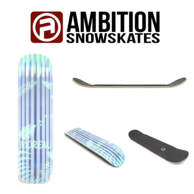 【2018秋冬新作】 AMBITION SNOWSKATE スケートボード アンビション SIGNATURE スノースケート SNOW PHIL MOREAU SIGNATURE SNOW SKATEBOARD スケートボード, Reberty:d8d6c88b --- canoncity.azurewebsites.net