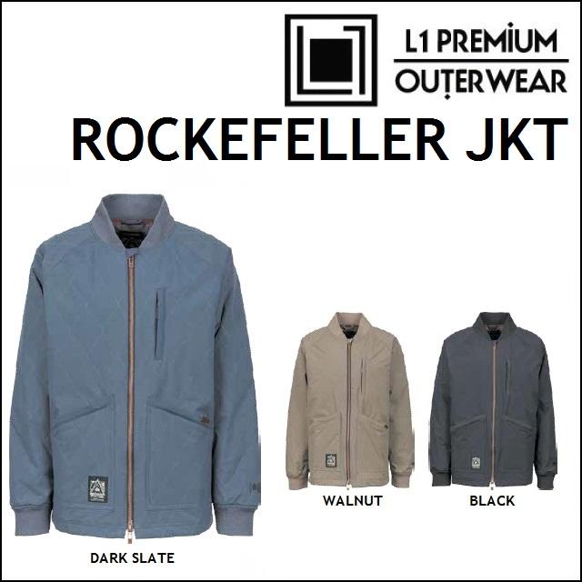 18-19 L1 エルワン ウエア ROCKEFELLER JACKET ロックフェラー ジャケット