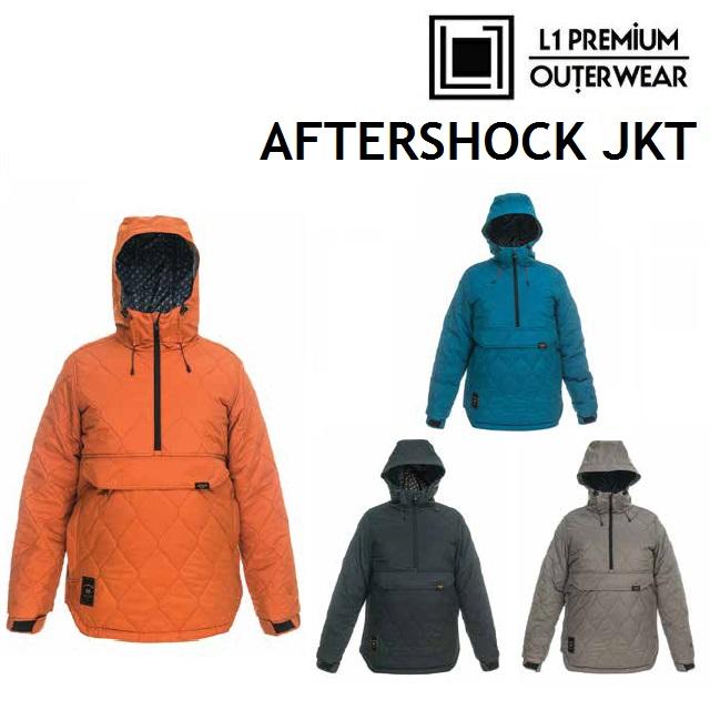19-20 L1 エルワン AFTERSHOCK JACKET アフターショック ジャケット ウエア メンズ スノーボード 日本正規品