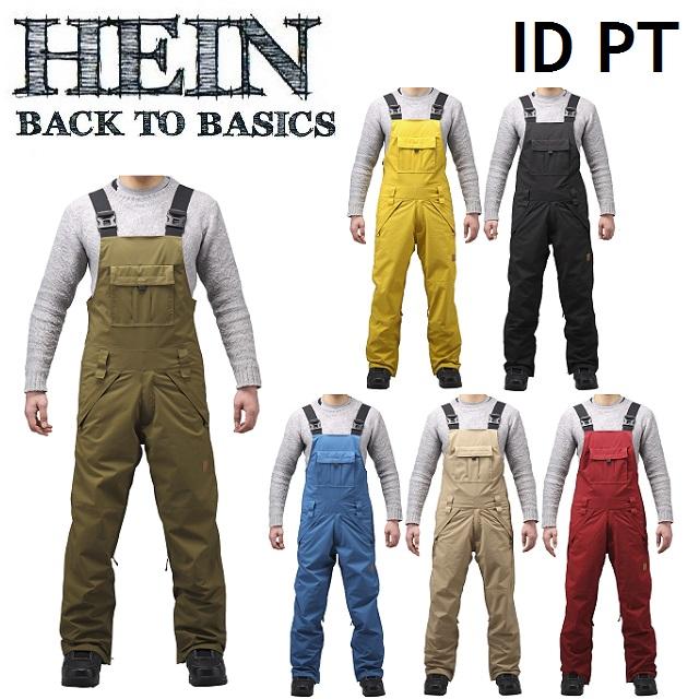 HEIN (ヘイン) WEAR ウエア ID PANTS (アイディー パンツ)
