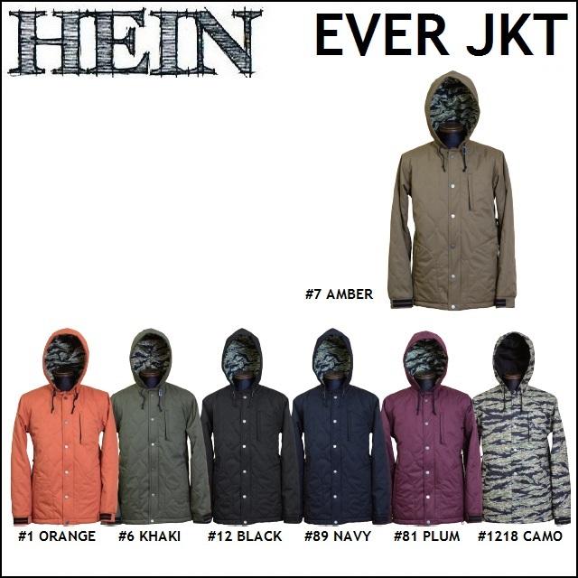 18-19 HEIN ヘイン WEAR ウエア EVER JACKET エバー ジャケット