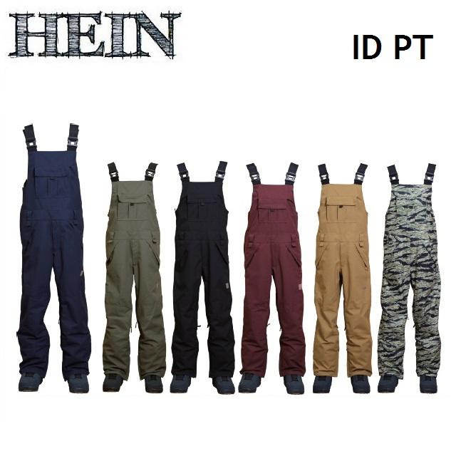 [最大3000円クーポン配布中] 18-19 HEIN ヘイン WEAR ウエア ID PANTS アイディー パンツ