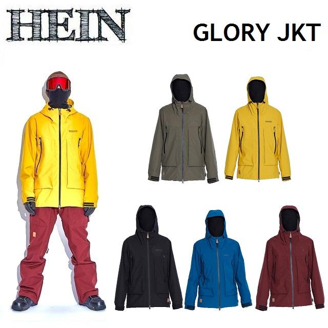 19-20 HEIN ヘイン GLORY JACKET グローリー ジャケット WEAR ウエア メンズ レディース スノーボード