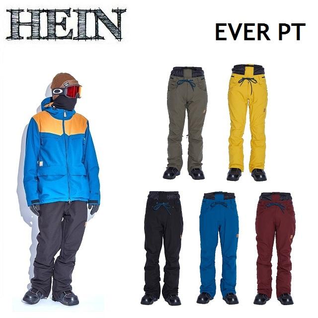 19-20 HEIN ヘイン EVER PANTS エバー パンツ WEAR ウエア メンズ レディース スノーボード