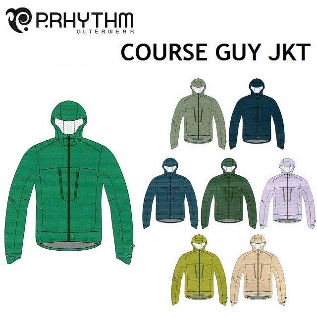 19-20 P.RHYTHM プリズム COURSE GUY JACKET コースガイ ジャケット ウエア メンズ レディース スノーボード