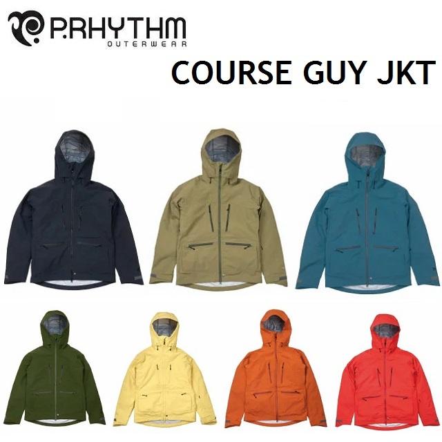 2021-2022 P.RHYTHM プリズム 21-22 COURSE GUY JACKET レディース メンズ ウエア ジャケット コースガイ スノーボード 絶品 低価格