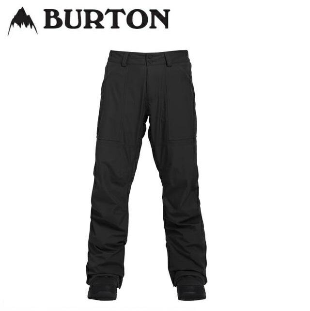 [最大3000円クーポン配布中] 18-19 BURTON バートン ウエア GORE-TEX 2L BALLAST PANTS バラスト パンツ TRUE BLACK メンズ