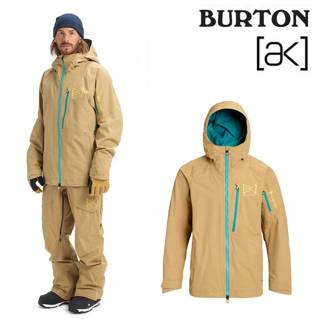 19-20 BURTON AK GORE-TEX CYCLIC JACKET バートン サイクリック ジャケット KELP ウエア メンズ スノーボード 日本正規品
