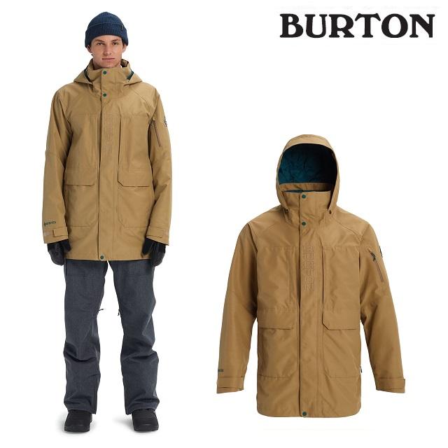 19-20 BURTON GORE-TEX VAGABOND JACKET バートン ジャケット KELP ウエア メンズ スノーボード 日本正規品