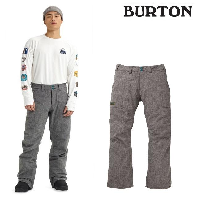 19-20 BURTON GORE-TEX BALLAST PANT バートン バラスト パンツ BOG HEATHER ウエア メンズ スノーボード 日本正規品
