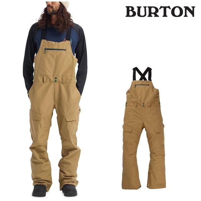 19-20 BURTON GORE-TEX RESERVE BIB PANT バートン リザーブ ビブ パンツ KELP ウエア メンズ スノーボード 日本正規品