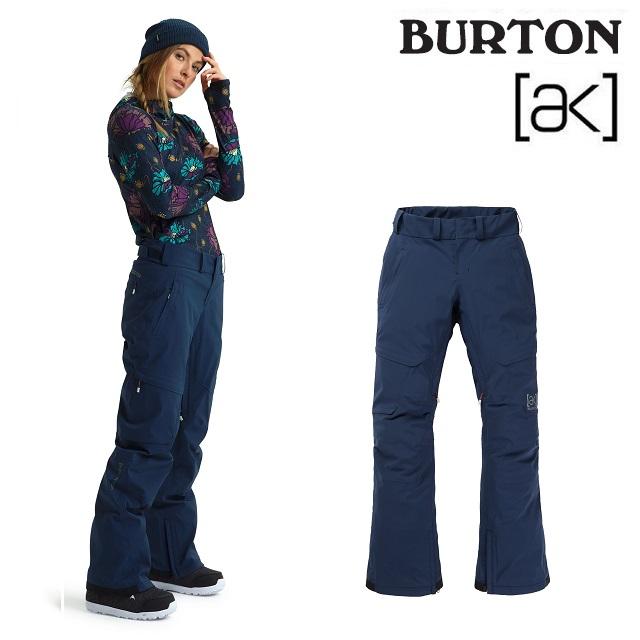 19-20 BURTON AK GORE-TEX SUMMIT PANT バートン サミット パンツ DRESS BLUE ウエア レディース スノーボード 日本正規品