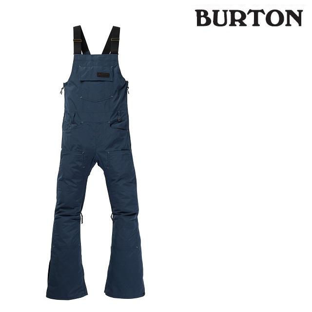 19-20 BURTON GORE-TEX ZEALOUS BIB PANT バートン ゼアロス ビブ パンツ DRESS BLUE ウエア レディース スノーボード 日本正規品