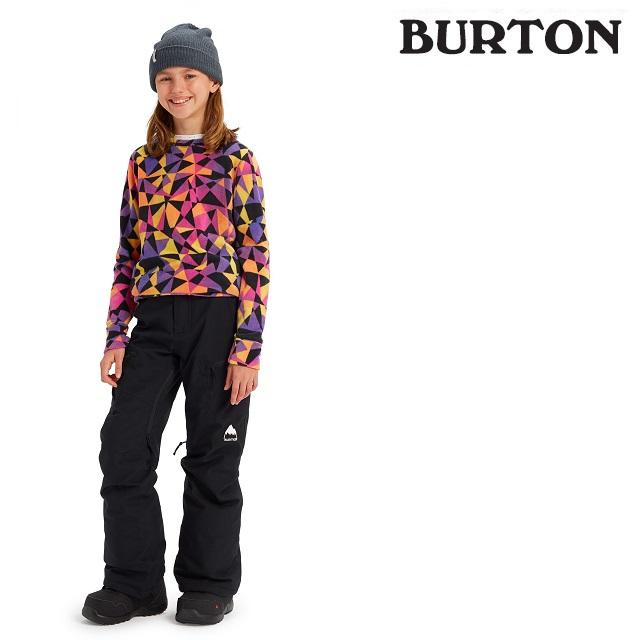 19-20 BURTON KIDS ELITE CARGO PANT バートン エリート カーゴ パンツ TRUE BLACK ウエア キッズ スノーボード 日本正規品