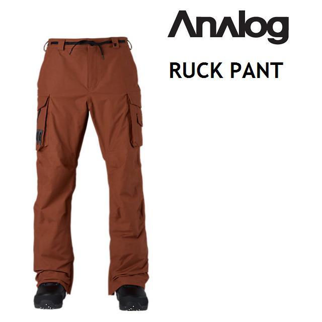 ANALOG アナログ ウエア RUCK PANT ラック パンツ CAMINO