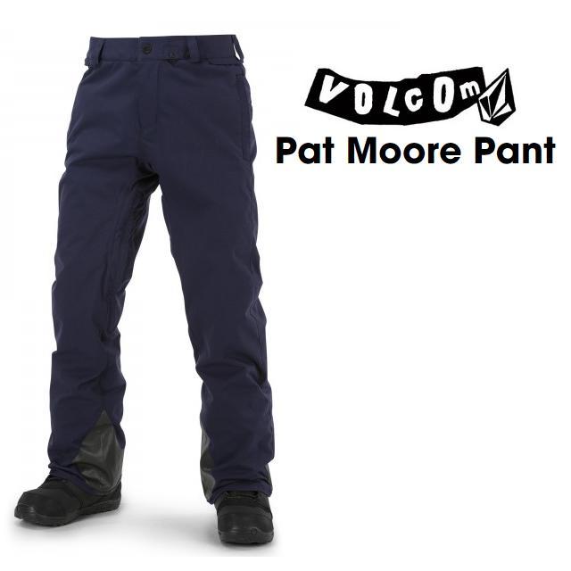 VOLCOM ( ボルコム ) ウエア PAT MOORE PANTS ( パット ムーア パンツ) NAVY