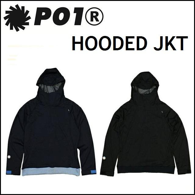 P01 プレイ ウエア HOODED JACKET フーデット ジャケット