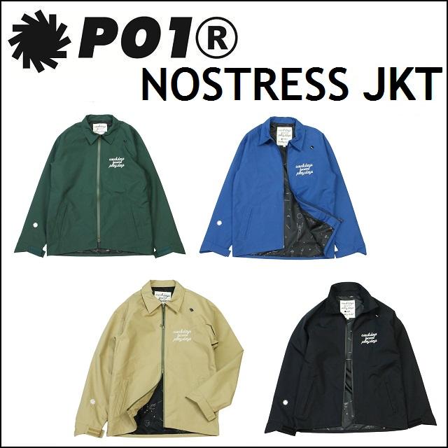17-18 P01 プレイ ウエア NOSTRESS JACKET ノーストレス ジャケット