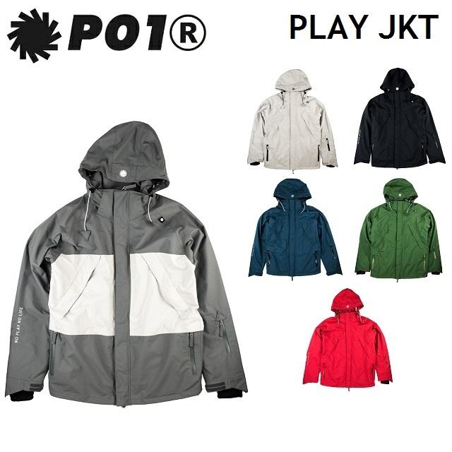 19-20 P01 プレイ PLAY JACKET プレイ ジャケット PLAYDESIGN プレイデザイン ウエア メンズ レディース スノーボード