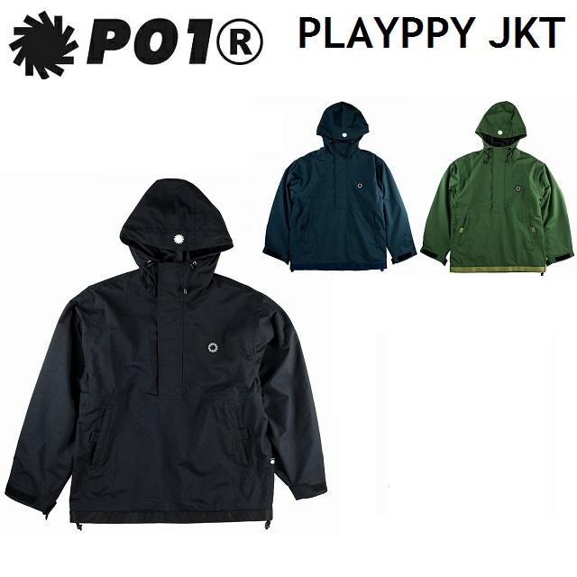 [最大3000円クーポン配布中] 19-20 P01 プレイ ウエア PLAYPPY JACKET プレイ ジャケット