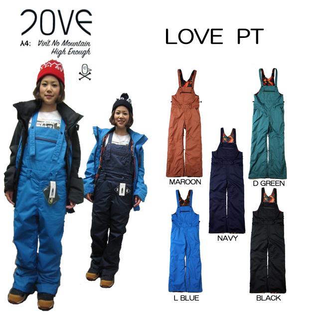 LOVE ラブ ウエア LOVE PANTS ラブ パンツ P01 プレイ PLAYDESIGN プレイデザイン