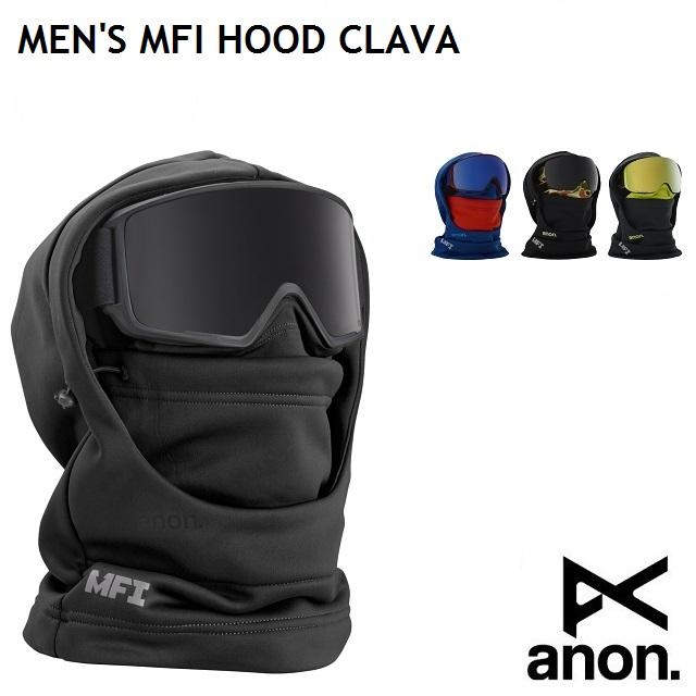 安い ANON アノン フード MENS MFI 日本正規品 メンズ HOOD CLAVA フードクラバ 人気の定番