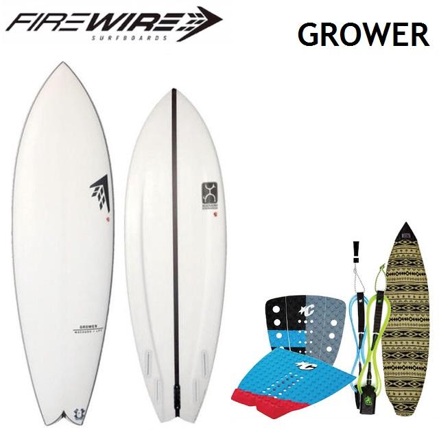 [最終セール価格] GROWER Rob Machado ロブマチャド FIREWIRE SURFBOARDS ファイヤーワイヤー サーフボード