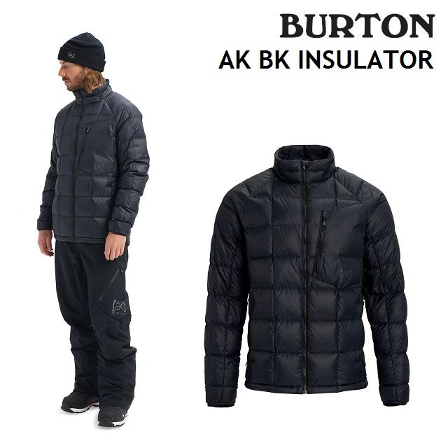 19-20 BURTON MENS AK BK INSULATOR バートン メンズ インナー TRUE BLACK スノーボード 日本正規品