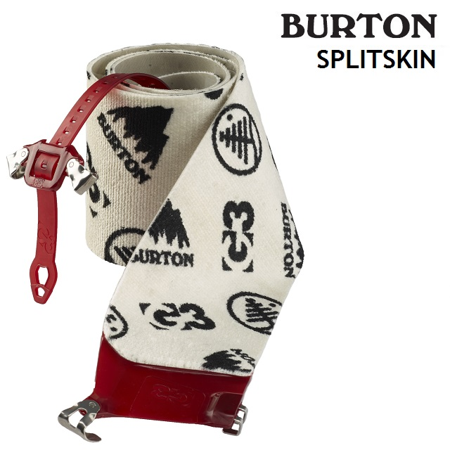 19-20 BURTON SPLITSKIN バートン スプリットボード スキン スノーボード 日本正規品