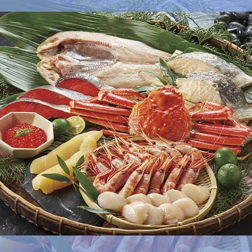 大迫力 全8種の豪華海鮮セット お歳暮 御歳暮 ギフト 贈り物 豪華海鮮 公式ショップ 魚介 送料無料 海鮮 セット 8種 新作