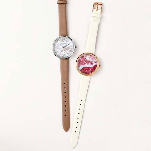 腕時計<アビステ>ファッション腕時計 ベルーナ 30代 40代 ファッション レディース ラナン Ranan 春服 【在庫残りわずか】