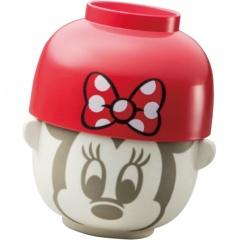 ディズニー 汁椀・茶碗セット(大) ミニーマウスリボン SAN2307-2 :ビューティーファクトリー