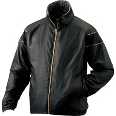 【ゼット】 プロステイタス ハイブリッドアウタージャケット [カラー:ブラック] [サイズ:2XO] #BOG900-1900 【スポーツ・アウトドア:野球・ソフトボール:ウェア】【ZETT】