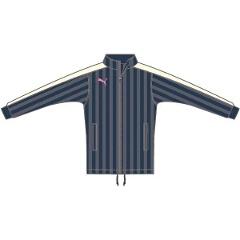 【プーマ】 トレーニングジャケット [カラー:ダークシャドウ×オフホワイト] [サイズ:SS] #862220 【スポーツ・アウトドア:サッカー・フットサル:メンズウェア:ジャージ:アウター】【PUMA】