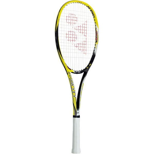 【ヨネックス】 テニスラケット(ソフトテニス用) アイネクステージ 90デュエル [カラー:イエロー] [サイズ:UL2] #INX90D-004 【スポーツ・アウトドア:テニス:ラケット】【YONEX】