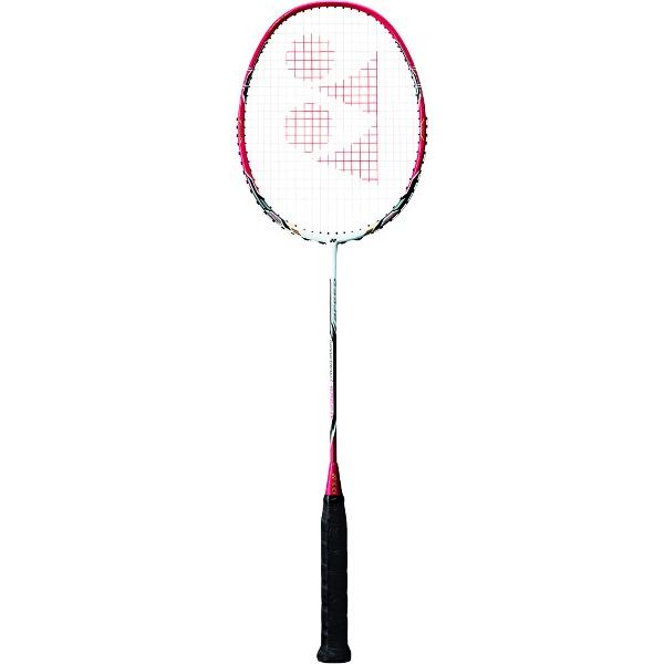 【ヨネックス】 バドミントンラケット ナノレイi-スピード [カラー:ブライトレッド] [サイズ:3U4] #NR-ISP-212 【スポーツ・アウトドア:バドミントン:ラケット】【YONEX】
