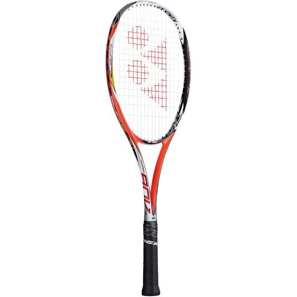 【1500円以上購入で200円クーポン(要獲得) 11/14 9:59まで】 【送料無料】 テニスラケット(ソフトテニス用) ネクシーガ90V [カラー:ブライトレッド] [サイズ:UL2] #NXG90V-212 【ヨネックス: スポーツ・アウトドア テニス ラケット】【YONEX】