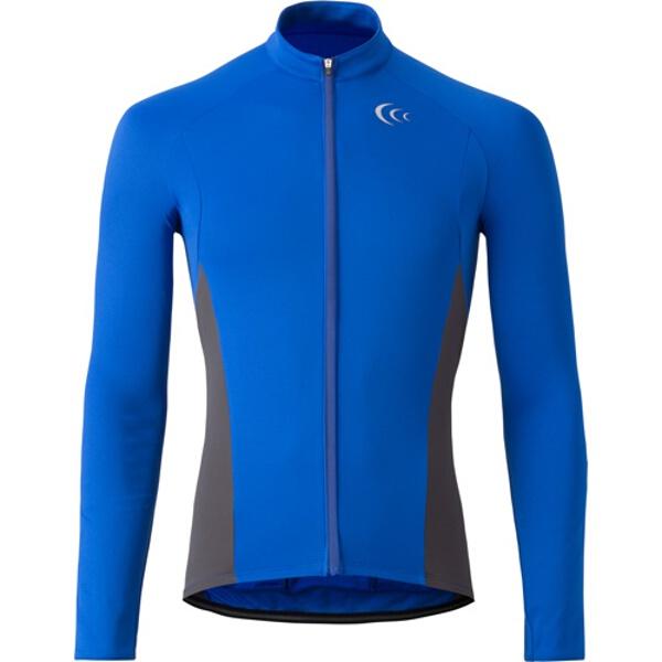 【シースリーフィット】 アルファドライライドロングスリーブ(メンズ) [カラー:ブルー] [サイズ:M] #3F45353-B 【スポーツ・アウトドア:その他雑貨】【C3FIT】