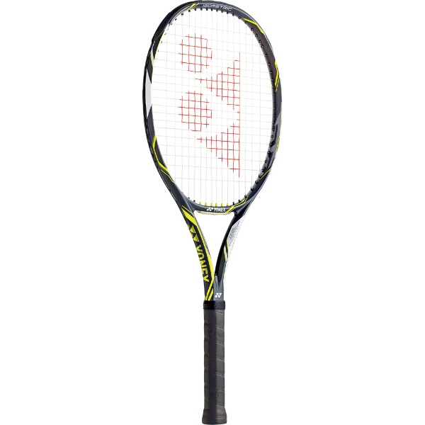 【ヨネックス】 テニスラケット(硬式用) Eゾーン ディーアール 100 [カラー:ダークガン×ライム] [サイズ:LG2] #EZD100-286 【スポーツ・アウトドア:テニス:ラケット】【YONEX】