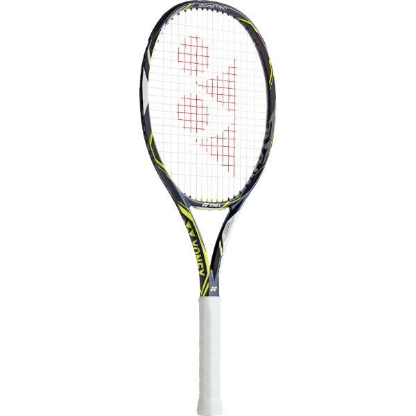 【ヨネックス】 テニスラケット(硬式用) Eゾーン ディーアール ライト [カラー:ダークガン×ライム] [サイズ:G1] #EZDL-286 【スポーツ・アウトドア:テニス:ラケット】【YONEX】