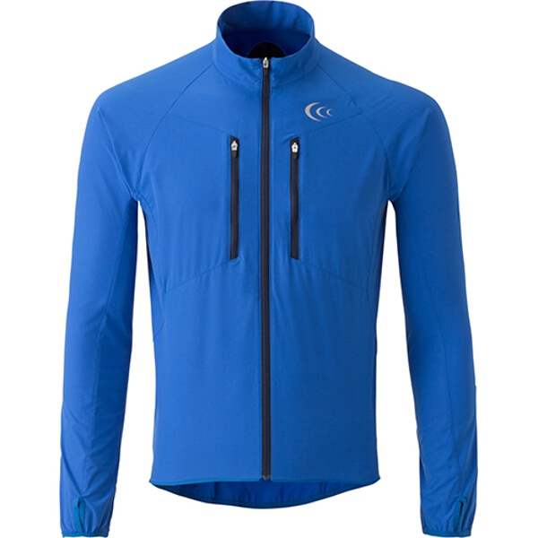 【シースリーフィット】 フレックスジャケット(メンズ) [カラー:ブルー] [サイズ:XL] #3F35302-B 【スポーツ・アウトドア:スポーツ・アウトドア雑貨】【C3FIT】