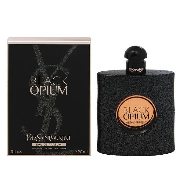 【イブサンローラン】 ブラック オピウム オーデパルファム・スプレータイプ 90ml 【香水・フレグランス:フルボトル:レディース・女性用】【オピウム】【YVES SAINT LAURENT BLACK OPIUM EAU DE PARFUM SPRAY】