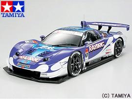 【タミヤ】 マスターワークコレクション No.52 1/24 レイブリック NSX 2005 (完成品) 【玩具:プラモデル:車:レーシングカー】【マスターワークコレクション (車)】【TAMIYA】