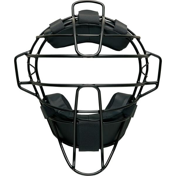 【ゼット】 野球用具 プロステイタス 硬式用チタンマスク [カラー:ブラック] #BLM1265HS-1900 【スポーツ・アウトドア:野球・ソフトボール:キャッチャー防具:キャッチャーマスク】【ZETT】