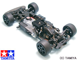 【タミヤ】 エンジンRCカ― No.30 1/8 TGRシャーシキット 【玩具:ラジコン:オンロードカー:組み立てキット】【エンジンRCカー】【TAMIYA】
