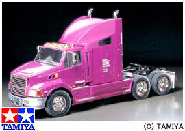 【5%off+最大3750円offクーポン(要獲得) 6/26 9:59まで】 【送料無料】 1/14 RCビッグトラックシリーズ No.09 フォードエアロマックス 【タミヤ: 玩具 ラジコン オンロードカー】【TAMIYA】