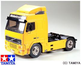 【タミヤ】 1/14 RCビッグトラックシリーズ No.12 ボルボFH12 【玩具:ラジコン:オンロードカー:組み立てキット】【1/14 RCビッグトラックシリーズ】【TAMIYA】