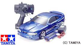 【タミヤ】 1/10 XB (エキスパート ビルト) XB マスタング コブラ R 【玩具:ラジコン:オンロードカー:完成品】【1/10 XB (エキスパート ビルト)】【TAMIYA】