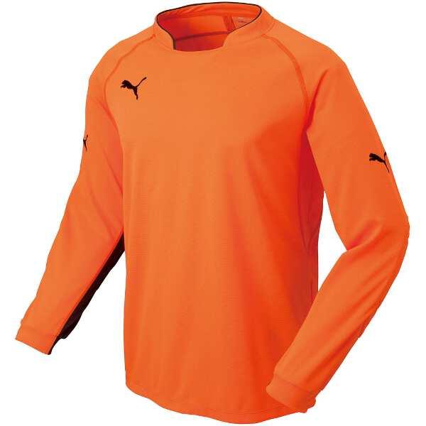 【プーマ】 PW GKシャツ [カラー:フローオレンジ] [サイズ:S] #903308-02 【スポーツ・アウトドア:スポーツ・アウトドア雑貨】【PUMA】