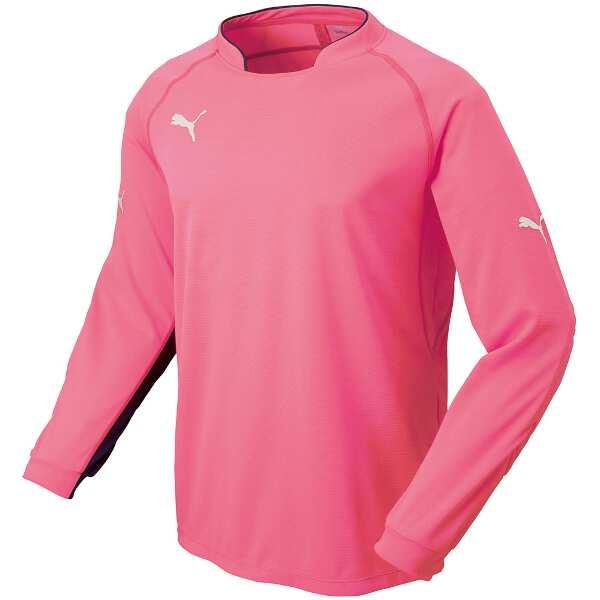 【プーマ】 PW GKシャツ [カラー:フローピンク] [サイズ:S] #903308-04 【スポーツ・アウトドア:スポーツ・アウトドア雑貨】【PUMA】